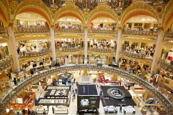 """Luxury shopping In Paris"", the fashion city"